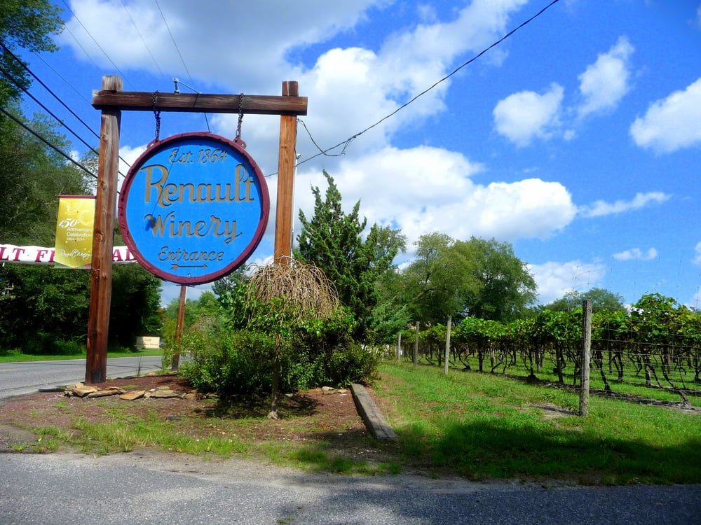 Joseph S Restaurant Renault Winery