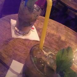 Mojito - mit und ohne Alkohol.