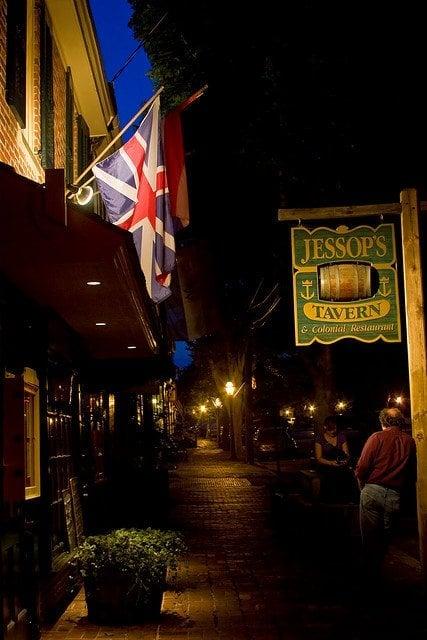 Jessop's Tavern - New Castle, DE, United States