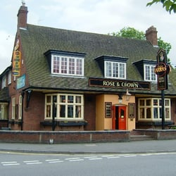 Rose & Crown, Coventry, West Midlands