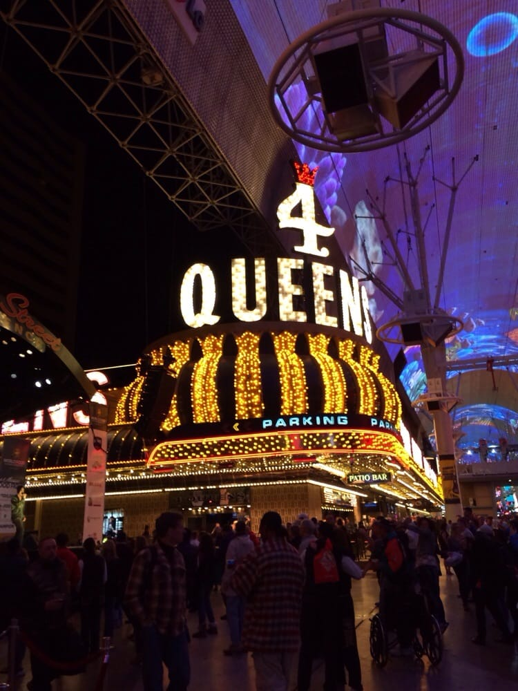 four queens casino las vegas phone number