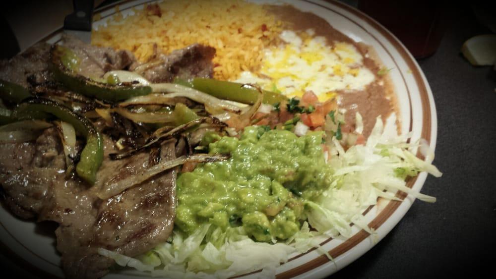Castillos Restaurant San Jose Castillo 39 s Mexican Restaurant Carne Asada Plate San Jose ca