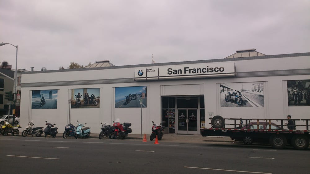 Bmw Motorcycles Of San Francisco San Francisco Ca