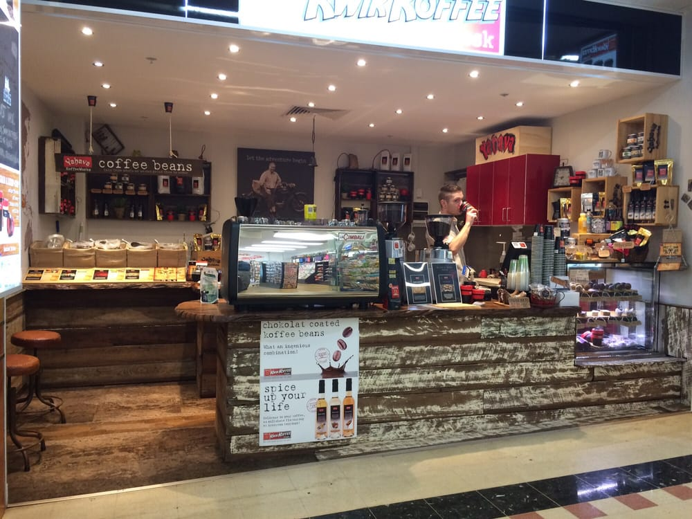 Yahava kwik koffee coffee tea shops perth city for 160 st georges terrace
