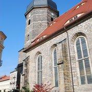 St. Johanniskirche, Bad Schandau, Sachsen