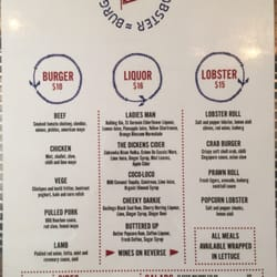 Burger Liquor Lobster - Burgers - Paddington - Paddington New South ...