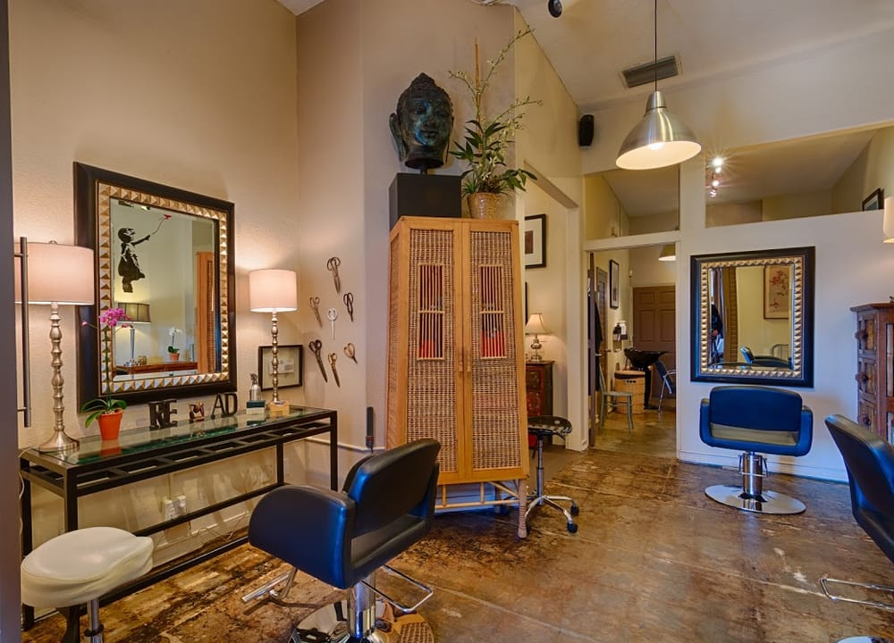Read brown hair salon hair salons palm springs ca for Reading beauty salon