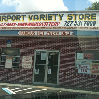 Airport variety store convenience stores feather sound clearwater fl united states - Start convenience store countryside ...