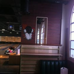New wall and art work at the Lanes…