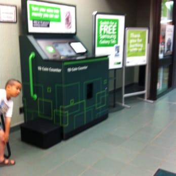 td bank change machine