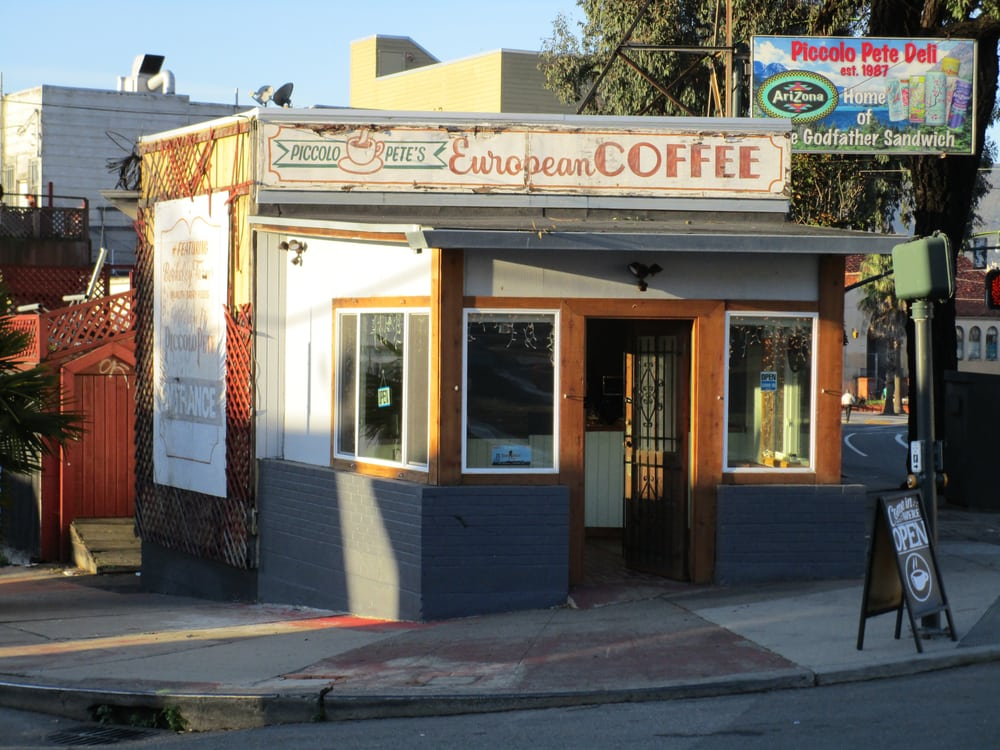 Bayshore Cafe San Francisco