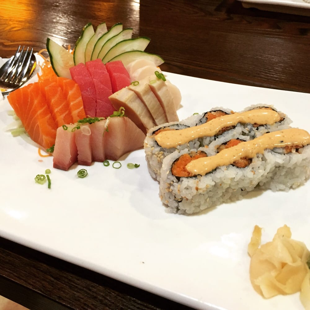 Sushi village 107 photos japanese birmingham al for Asian cuisine hoover al