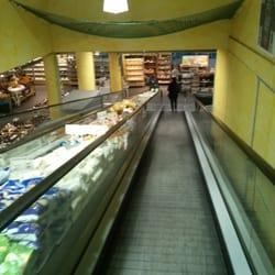 Rolltreppe statt Treppe
