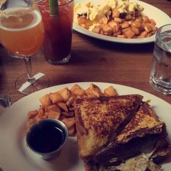 Iron Gate Cafe Brunch Menu