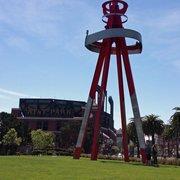 South Beach Park - San Francisco, CA, Vereinigte Staaten