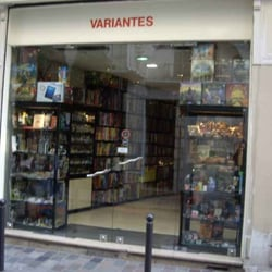 Variantes, Paris