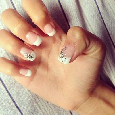 Fancy nails nail salons downtown halifax halifax ns for A new look nail salon