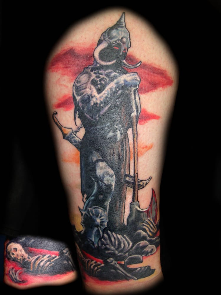 Our inked life tattoo el paso tx reviews photos for Best tattoo shops in el paso