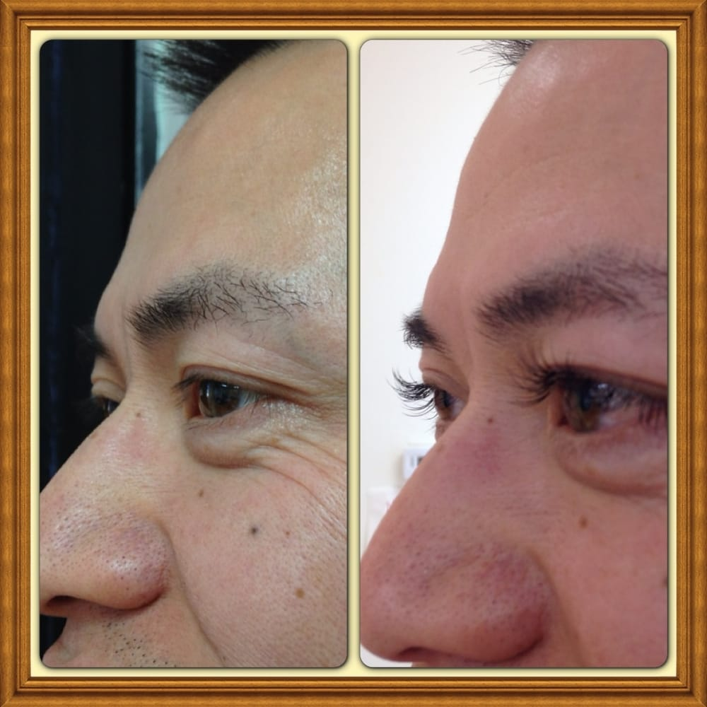 Eyelash Extension Malaysia Men Eyelash Extensions