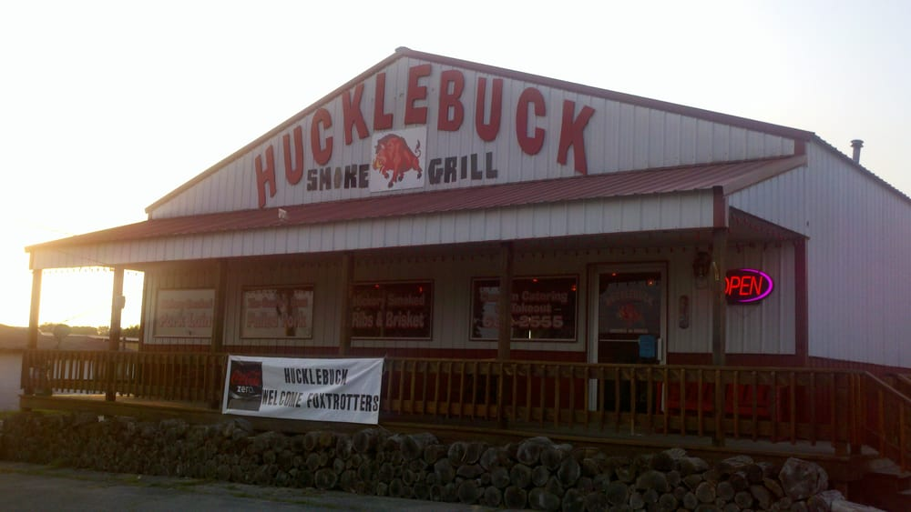 Hucklebuck smoke and grill barbeque ava mo united for 12th ave grill open table