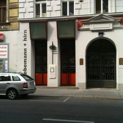 Lebemann und Hirn, Wien, Austria