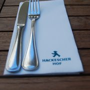 Restaurant Hackescher Hof, Berlin