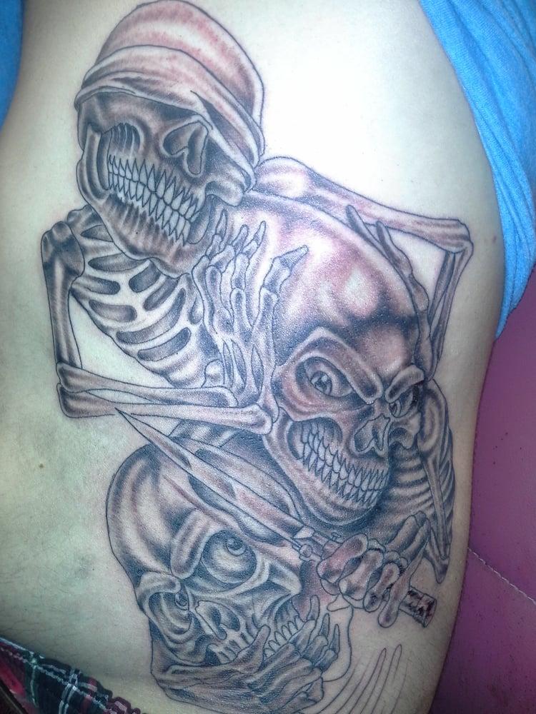 Tattoo maze tattoo san antonio tx united states for Best tattoo place in san antonio