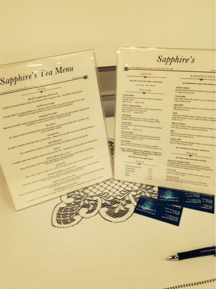 Sapphires Cafe Lewisville Tx