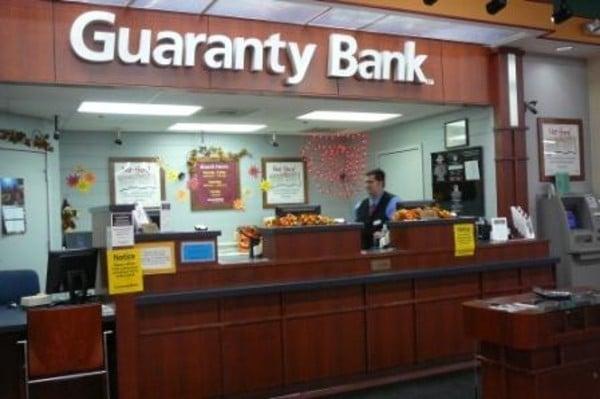 Guaranty Bank Home Page