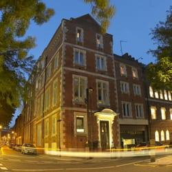 The Hospital Club (exterior)