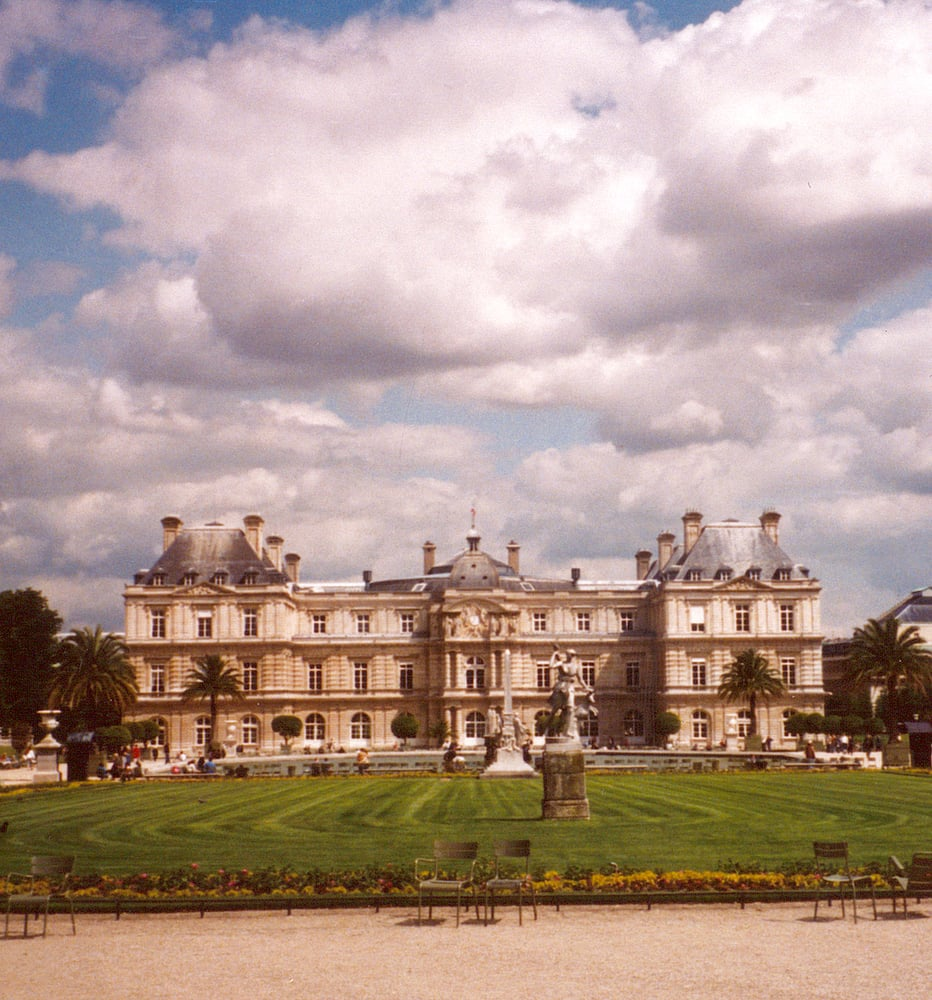 Jardin du luxembourg luxembourg paris france yelp for France jardin