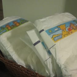 so baby-friendly - nappies for free in…