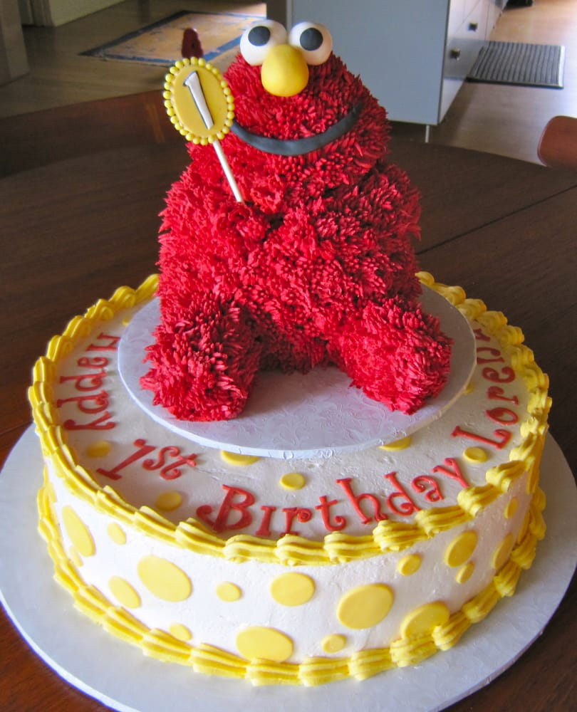 elmo 1st birthday cake and smash cake yelp 1000 images about day