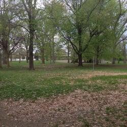 Central Park - Louisville, KY, États-Unis. Springtime in the park is beautiful!