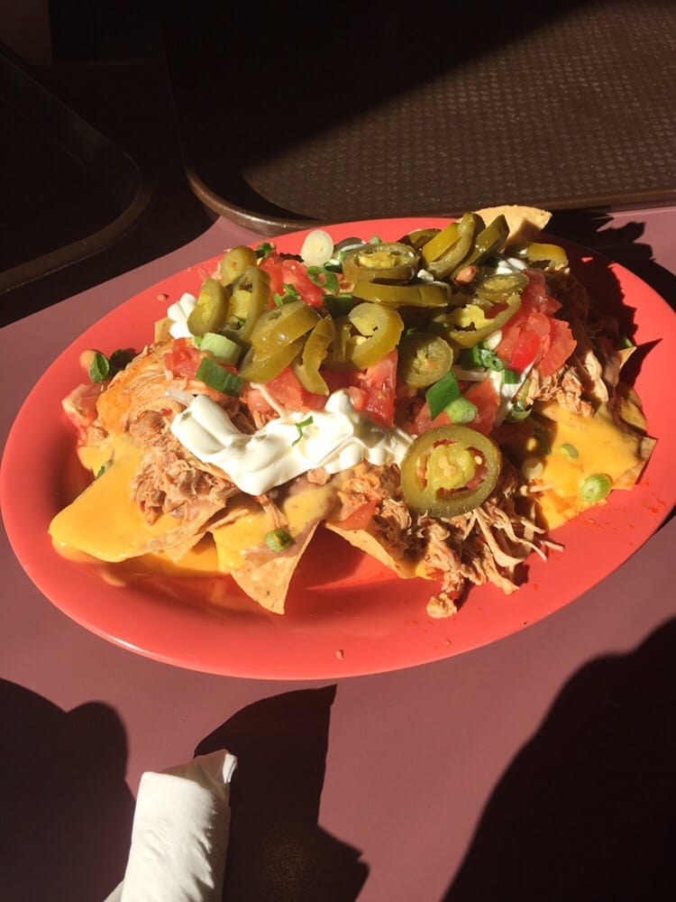 ... nachos nachos with all the fixings nachos with all the fixings park