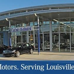 Tafel motors car dealers st matthews louisville ky for Mercedes benz dealership louisville ky