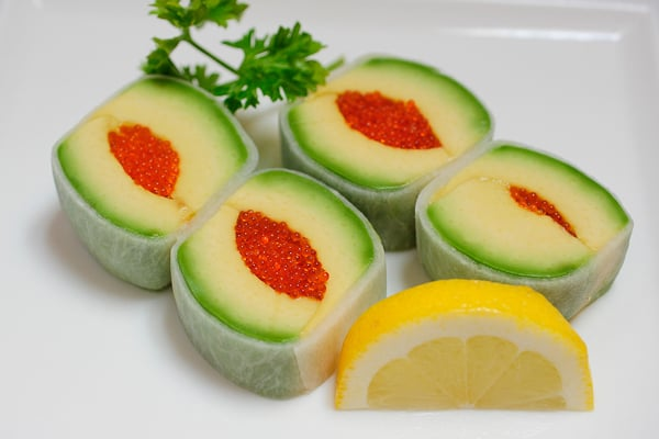 Avocado Sashimi | Yelp
