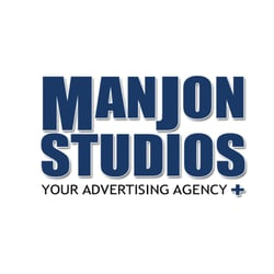 ManJon Studios Advertising Agency+ logo