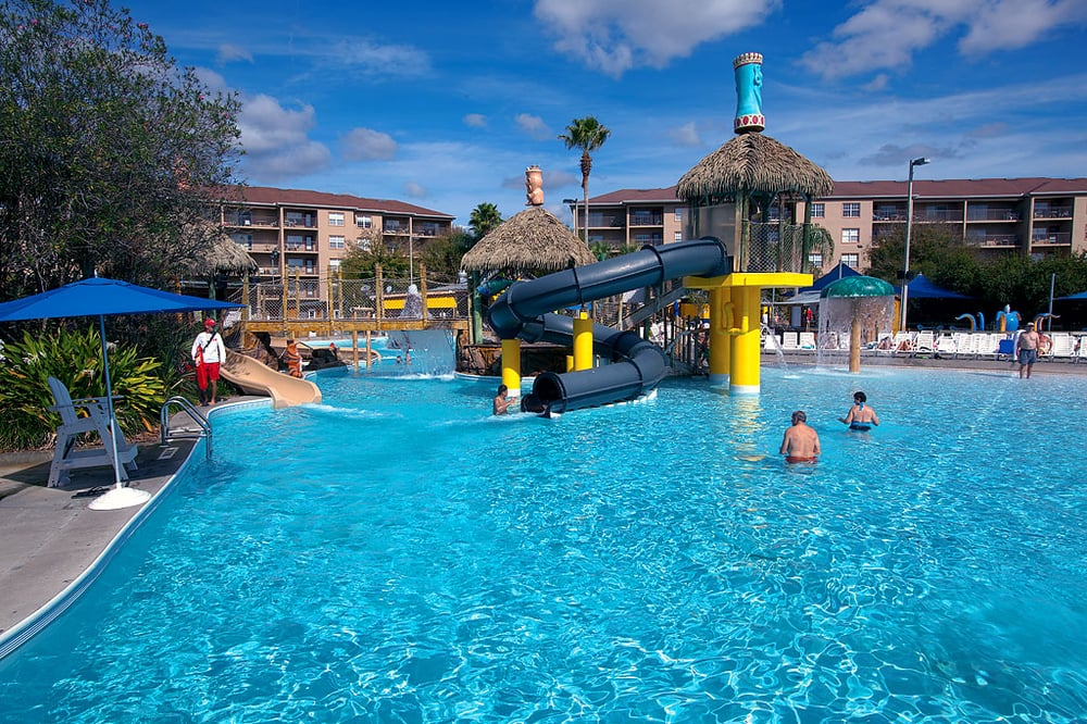 Liki tiki lagoon water slide yelp for Winter vacations in florida