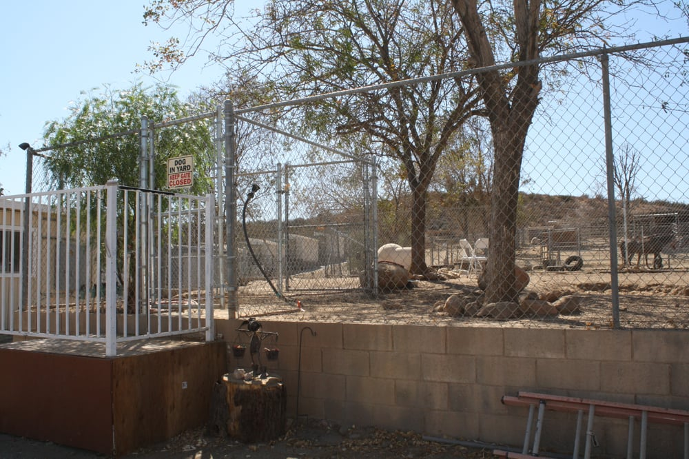 New Double Gated Entrance For Added Security Yelp