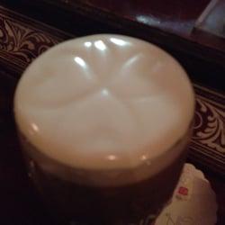 shamrock pour