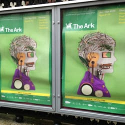 The Ark - Dublin, Irlande. Some class programming in this spot