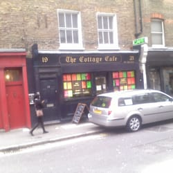 Cottage Cafe, London, UK