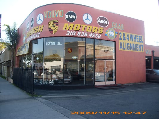 Swedish Motors Auto Repair Auto Repair
