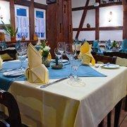 Restaurant in der ehemaligen Scheune