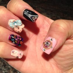 Luxy nail salon las vegas nv vereinigte staaten yelp for 24 nail salon las vegas
