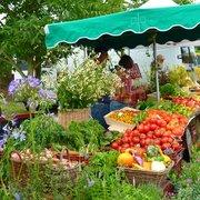 le Marché de la ferme végétale de…