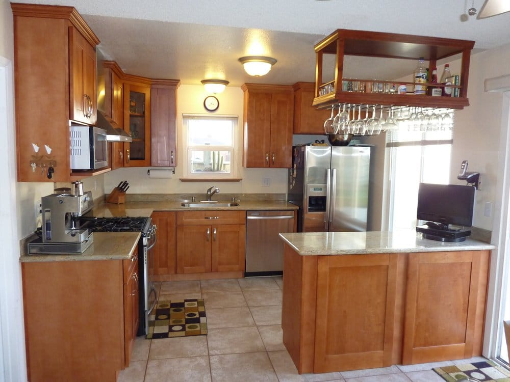 KZ Kitchen Cabinet And Stone CLOSED Interior Design San Jose CA