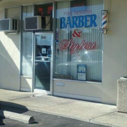 Woodham Barber Shop - Front of the barber shop - Santa Clara, CA ...