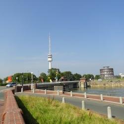 Ems-Jade-Kanal, Wilhelmshaven, Niedersachsen